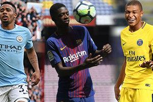 Визначилася трійка претендентів на звання кращого молодого футболіста Європи