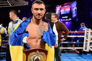 Ломаченко вийшов на перше місце в рейтингу боксерів незалежно від вагової категорії