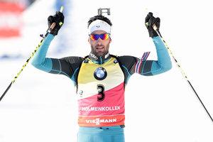 Першу гонку останнього етапу Кубка світу з біатлону виграв Мартен Фуркад