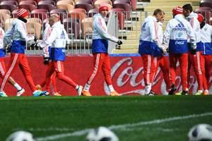 Збірна Росії в повному складі здала кров і сечу на допінг