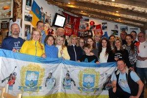 Зірки українського біатлону зустрілися з уболівальниками в Буковелі