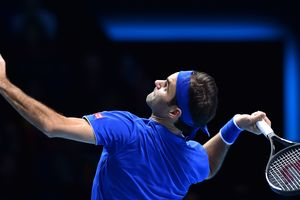 Федерер обіграв Тіма на Підсумковому турнірі ATP