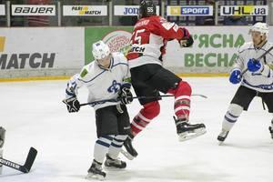 23 шайби в трьох поєдинках: огляд і відео 16-го туру Української хокейної ліги