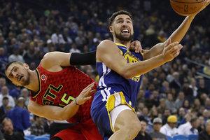 """14 очок українця не допомогли """"Атланті"""" обіграти чемпіонів НБА"""